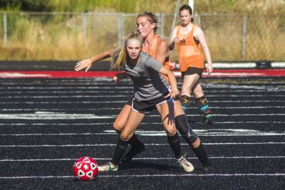 Girls Summer Soccer Chamionship in Tenino