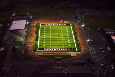 Yelm High School Football Stadium