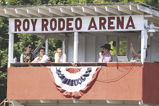 Roy Rodeo