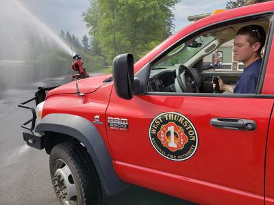 West Thurston Fire Authority Adds Wildfire Fighting Tools