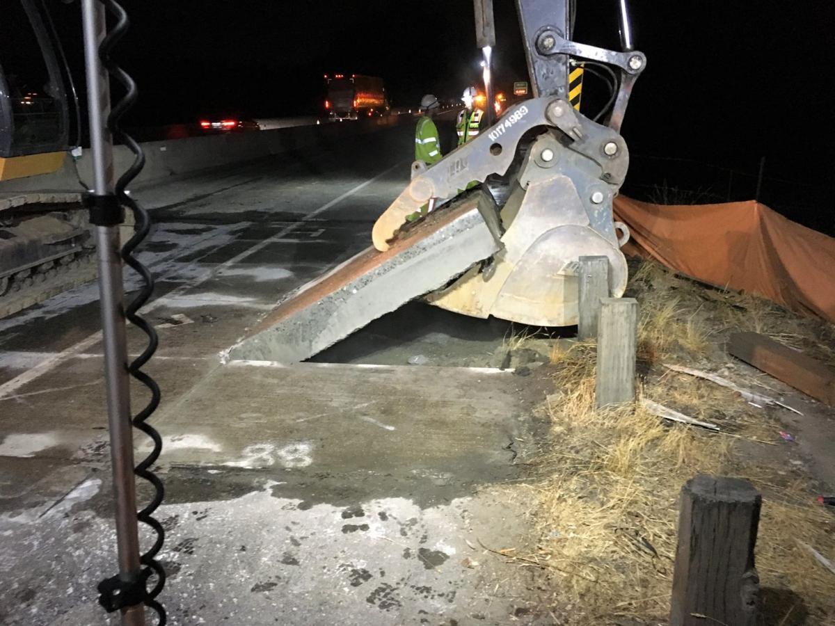I-5 Construction