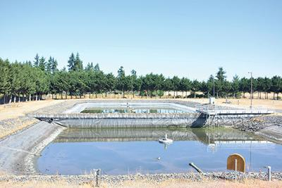 Yelm Water Reclamation Facility