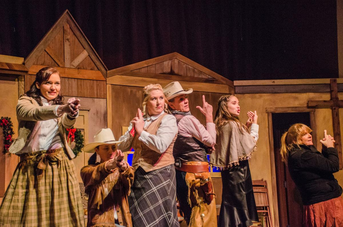 Nothing Is What It Seems in 'Christmas on the Prairie'