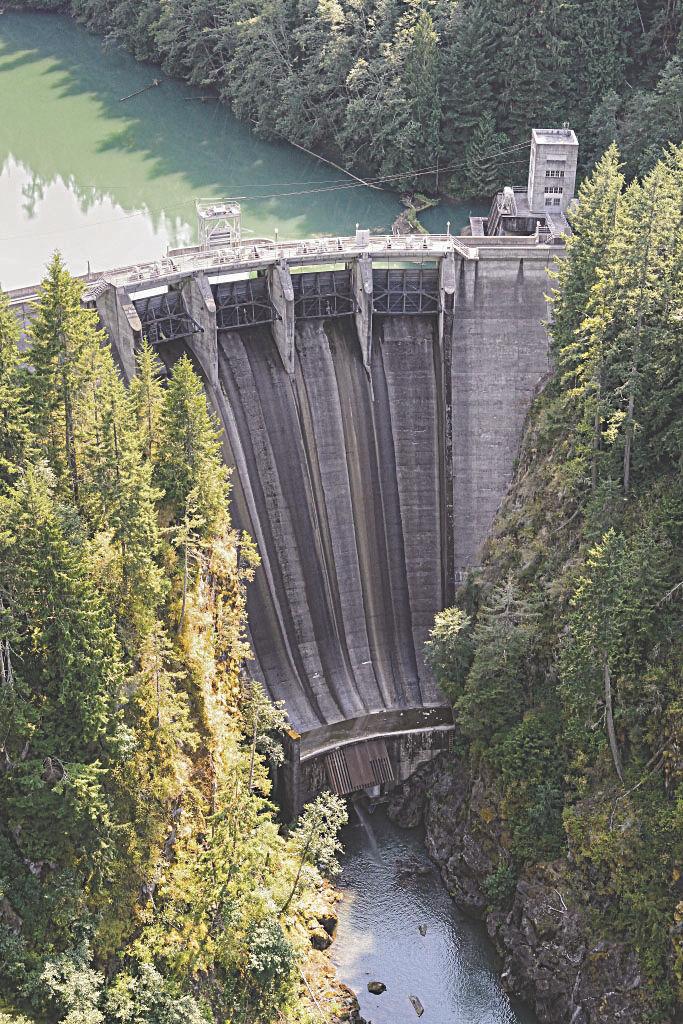LaGrande Dam
