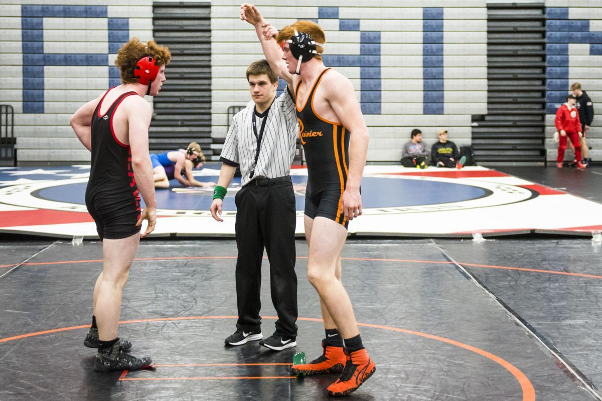 Brody Klein Reigns Supreme at Justin Norton Memorial Tournament in Rainier
