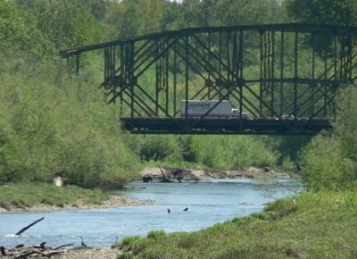Nisqually River Bridge - Interstate 5