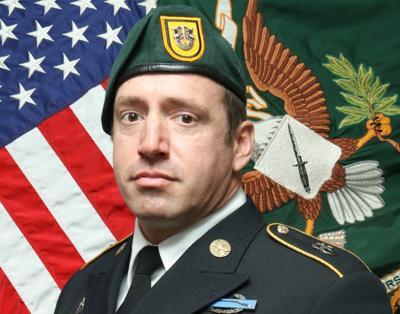 Sgt. 1st Class Jeremy W. Griffin