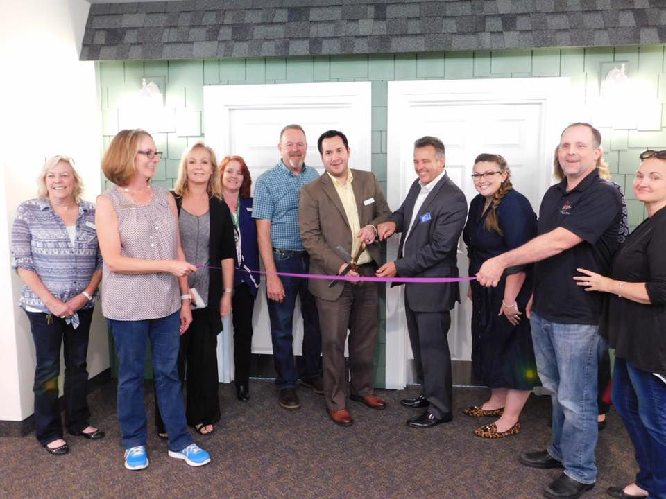Easthaven Villa Ribbon Cutting Ceremony