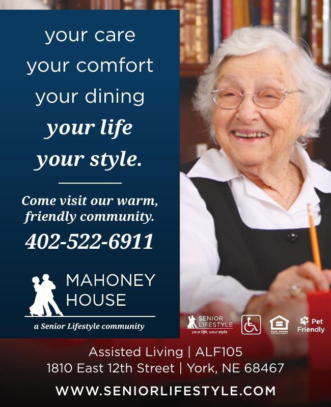 Come visit our warm, friendly community.