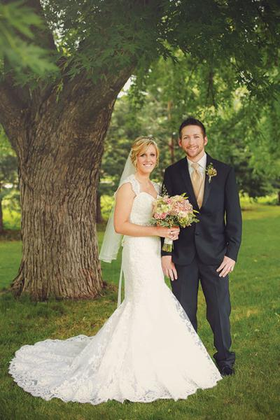 Paul and Kendra Johnson