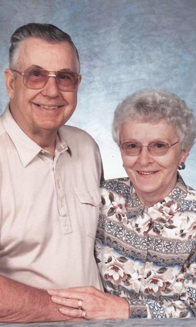 Vernon and Margaret (Kral) Dey