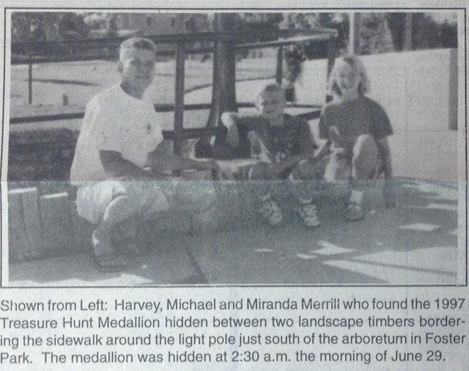 Harvey Merrill 1997