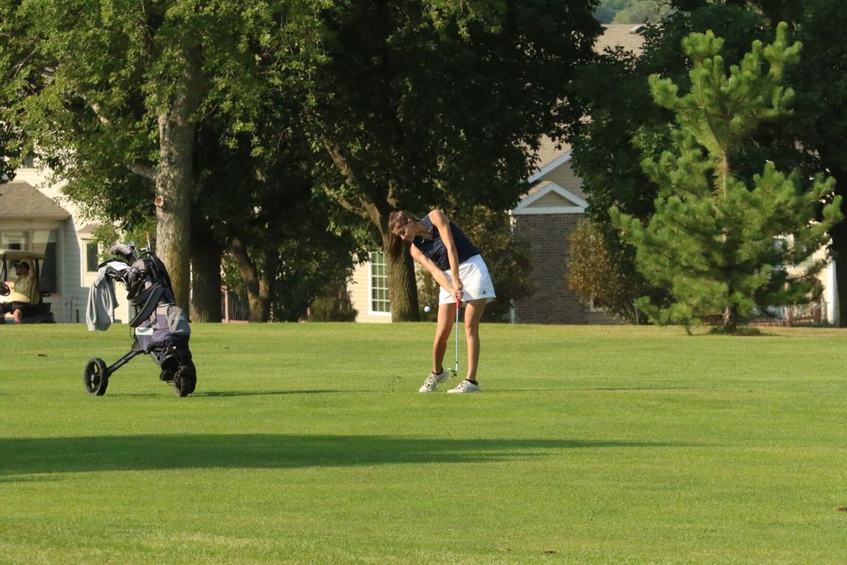 Riley Stuhr, YHS Golf