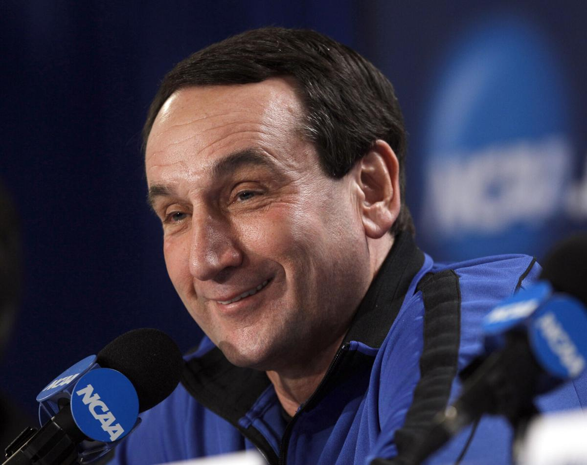 2011: Duke gives coach Mike Krzyzewski his 900th career victory