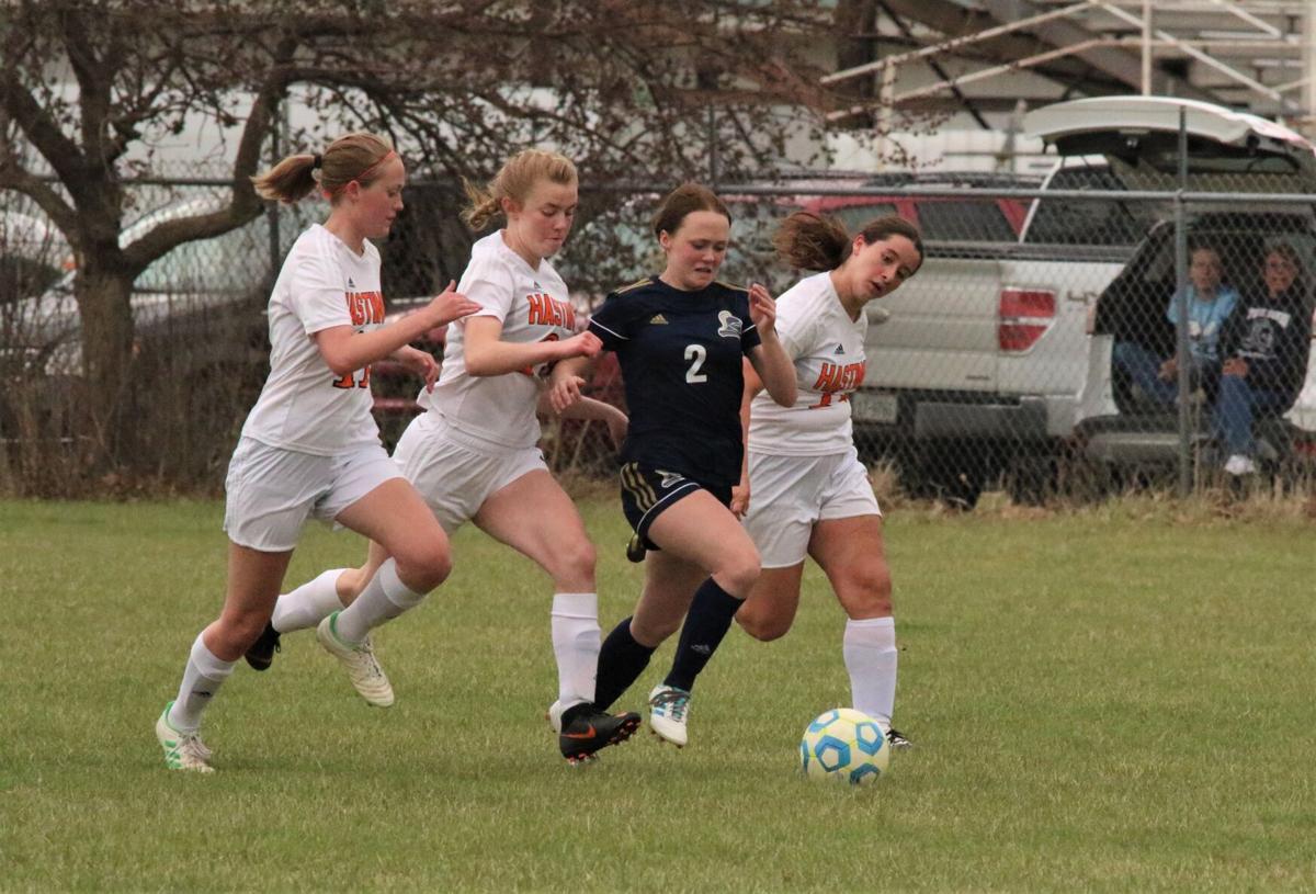 Brittney Driewer, York G Soccer