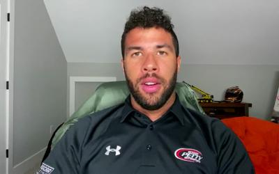 Bubba Wallace responds to FBI findings: 'Whether tied in 2019, or whatever, it was a noose'