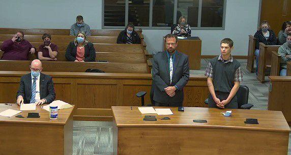 Polcyn sentencing