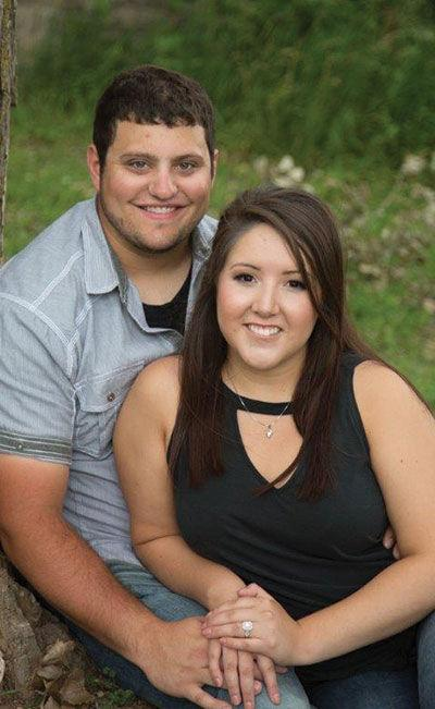 Gabrielle Wythers and Ryan Naber