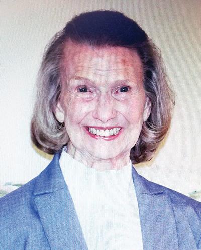 Helen 'Bobbie' Kaliff