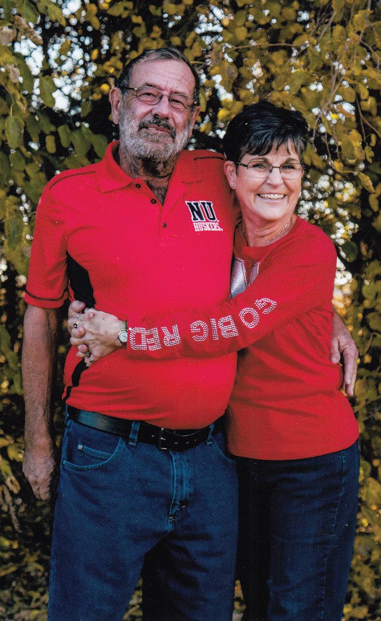 David & Linda Kreifels, 2019
