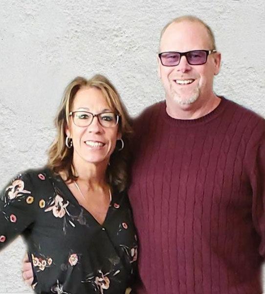 James & Susan Stearns, 2020