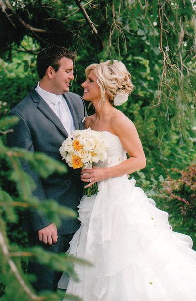 Brandon and Christa Arp