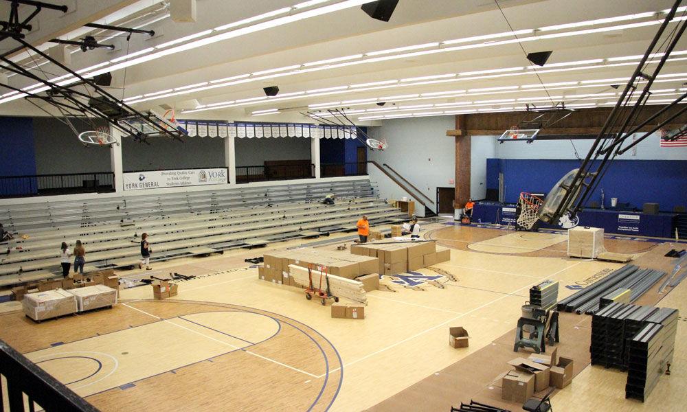 York College's Freeman Center