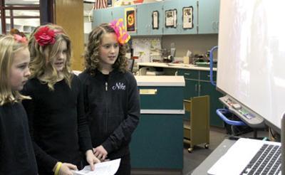 York Elementary School students