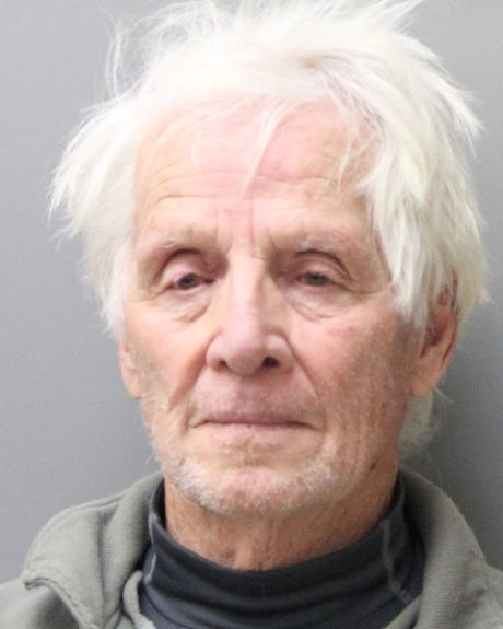 Elderly man jailed, his wife only cited in Christmas pot case