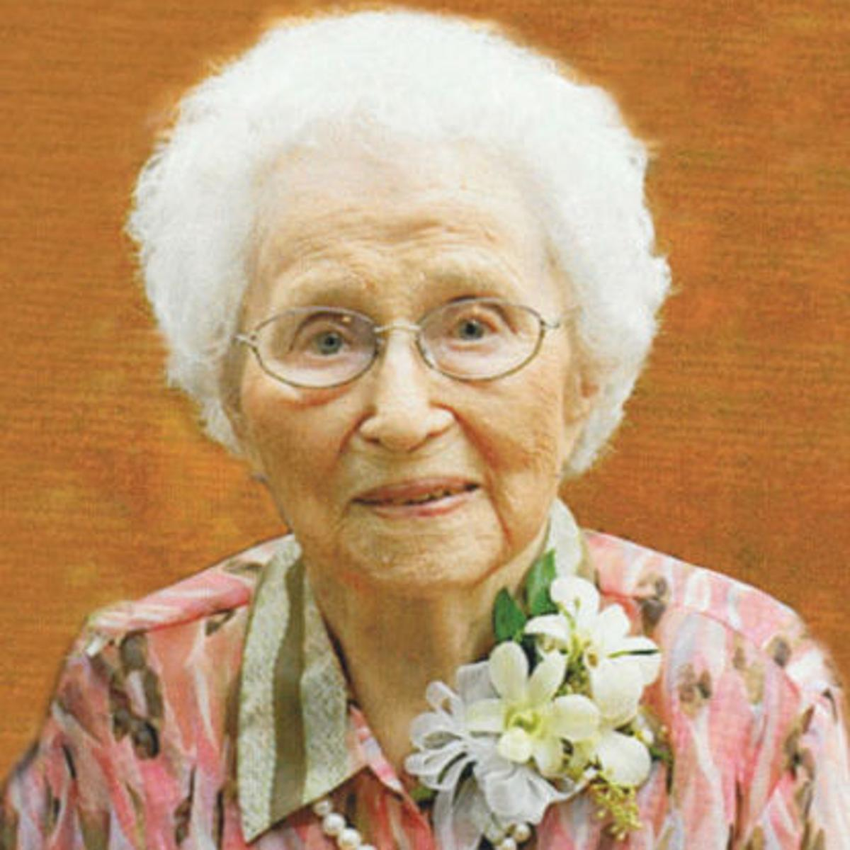 Death, Louise M  Brown, Hastings resident, 97 | Obituaries