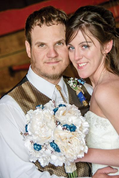 Brent Michael Wolfe and Elissa Marie Reetz