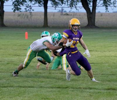 15 2017 At Home Against Spalding Academy Was Selected To Play In The Wyoming Ne Ska 6 Man Shootout Football Game Sa Ay In Albion
