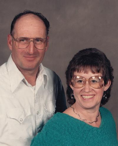 Robert and Linda Brahmsteadt