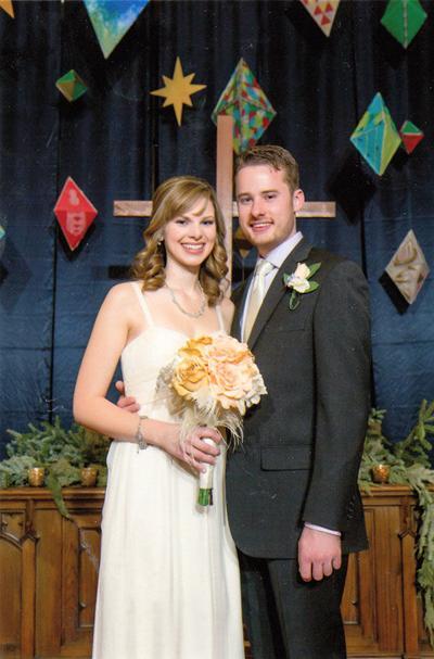 Eric and Leslie Newlin