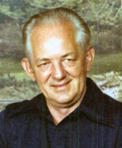 Death, Donald R  'Bud' Life, Hastings resident, 86
