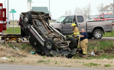 Two Injured In Crash On S Lincoln Ave News Yorknewstimes Com