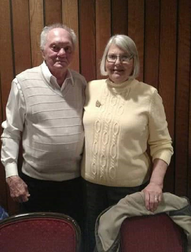 Clifford E. and Patricia A. (Wilhoft) Huffman