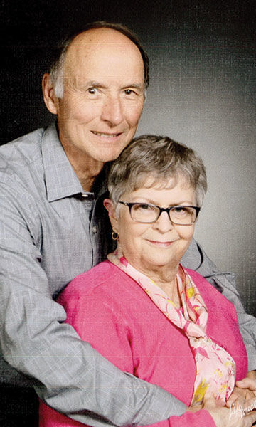 Jim and Jeanette Wagner