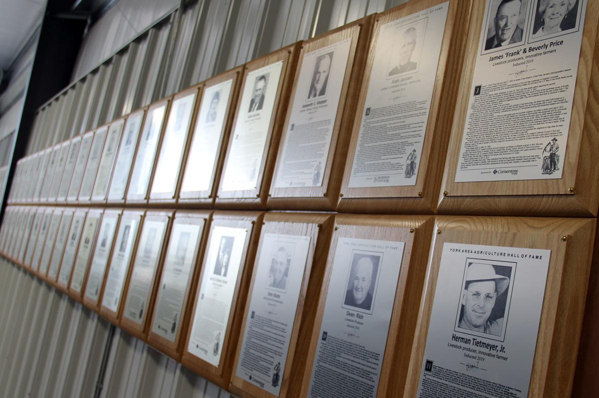 York Area Ag Hall of Fame at Wessels Living History Farm