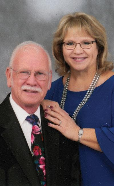 Carol and Bruce Bedient