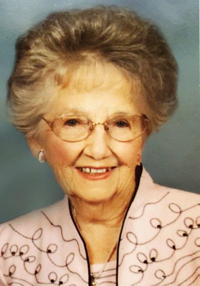 Margaret Lucille Goossen