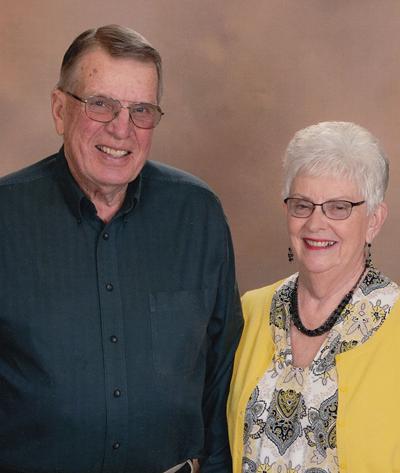 Arvin and Mary Faig