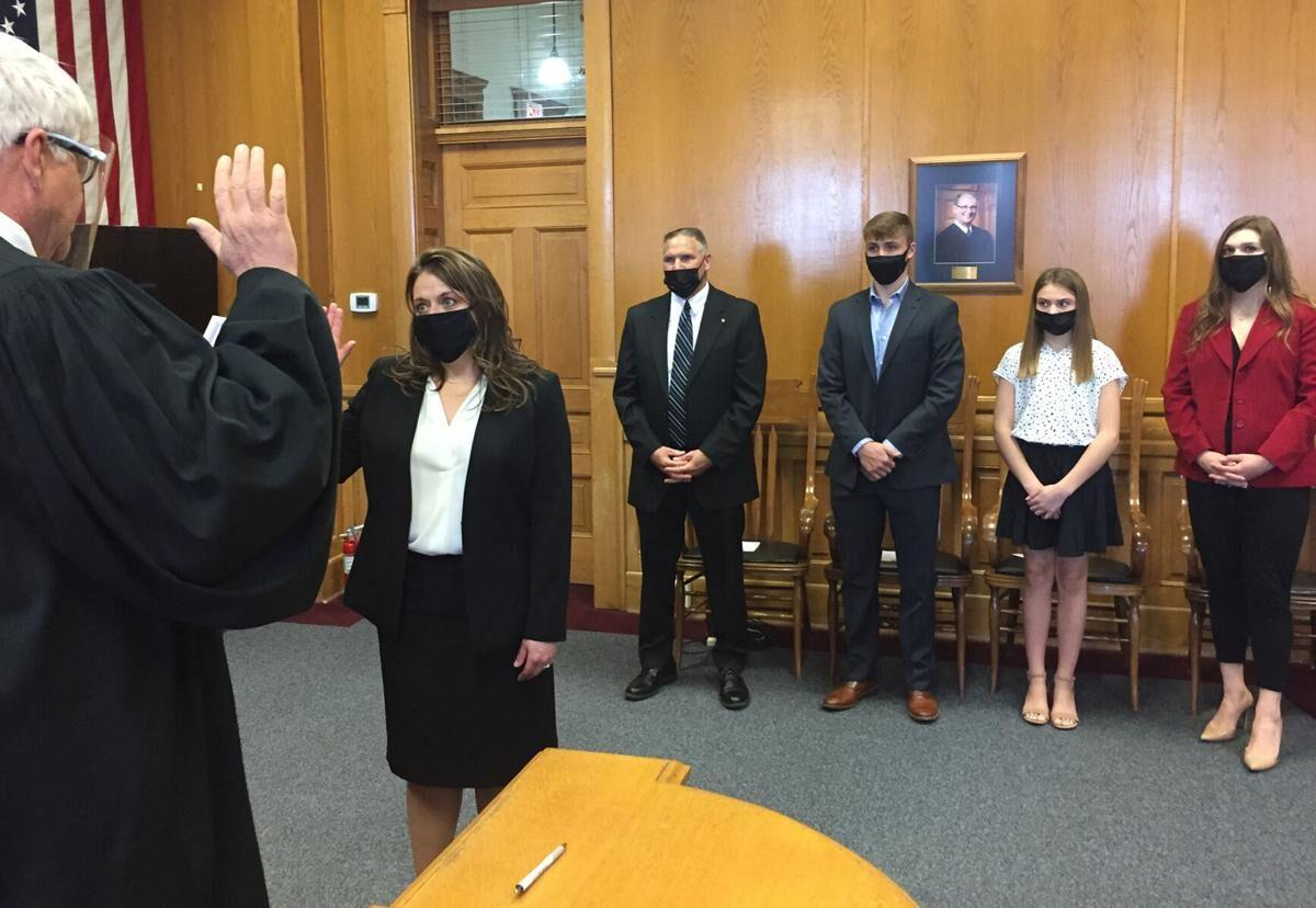 Judge Lynelle Homolka