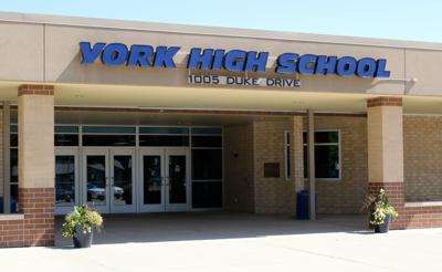 York High School stock 2