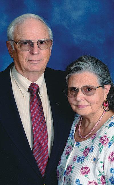 John and Gloria Turnbull