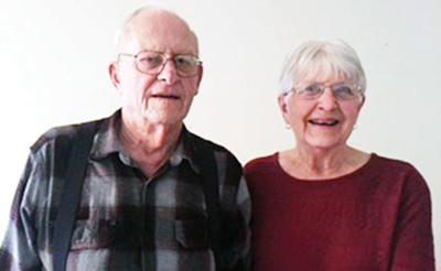 Norman and Betty Larsen