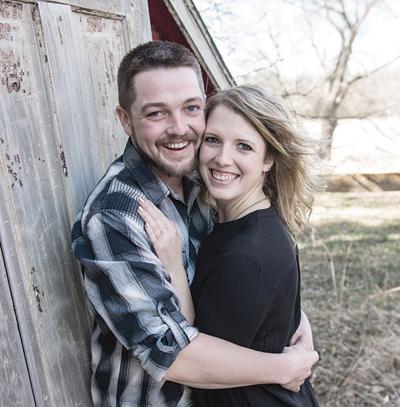 Melanie Baker and Heath Leitz