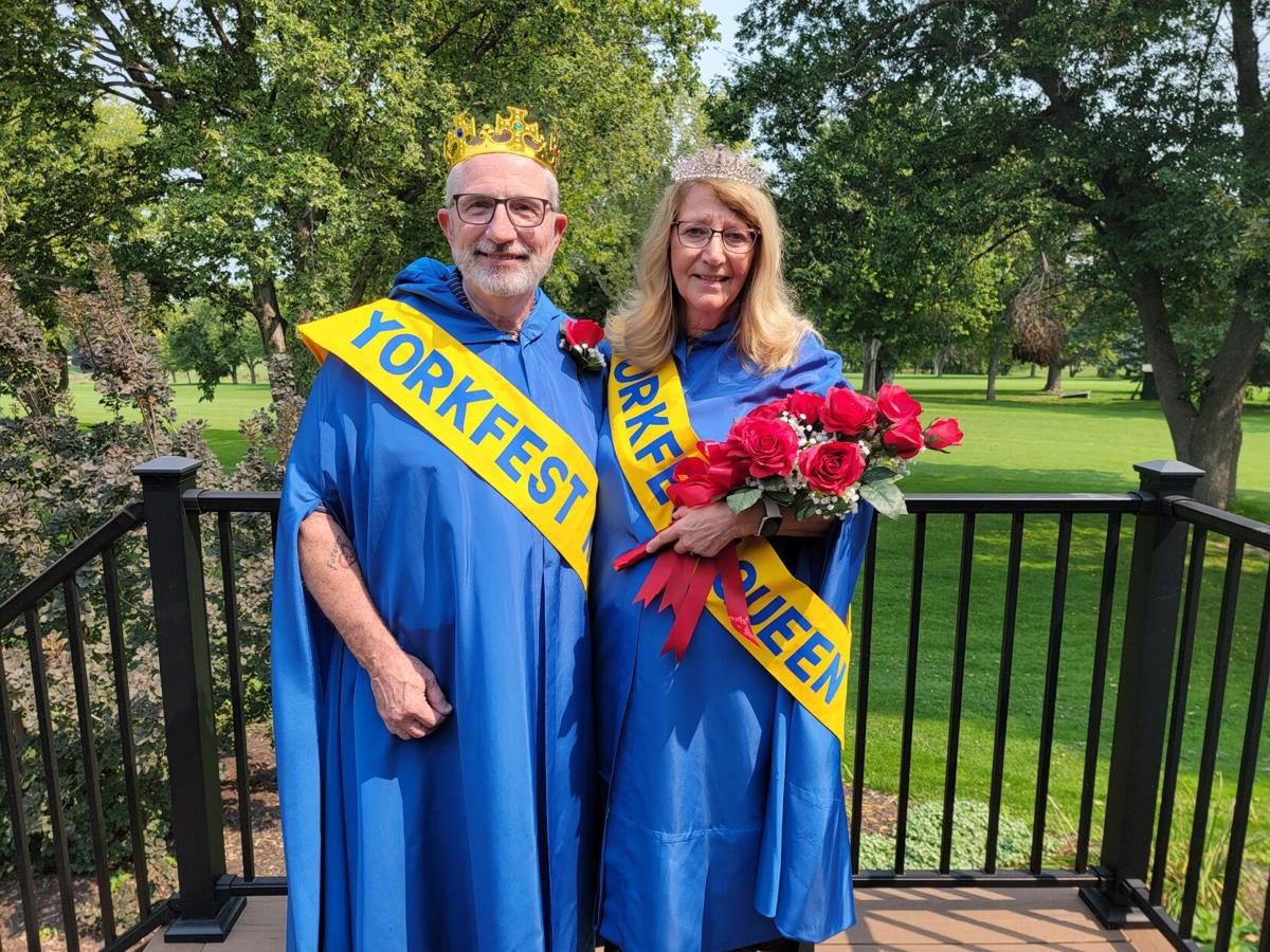 Yorkfest King and Queen