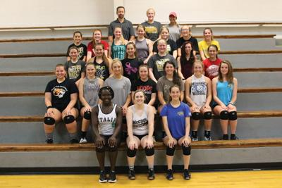 McCool Junction Volleyball 2019