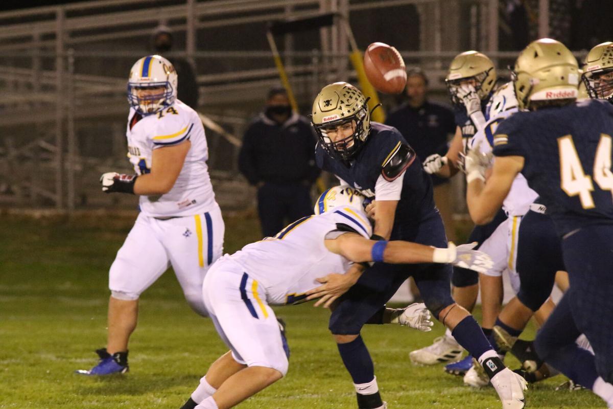 Jake Erwin, YHS quarterback